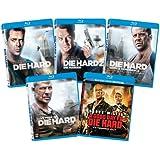 Die Hard: The Complete Collection (Die Hard / Die Hard 2 / Die Hard with a Vengeance / Live Free or Die Hard / A Good Day to Die Hard) [Blu-ray]