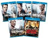Image de Die Hard: The Complete Collection (Die Hard / Die Hard 2 / Die Hard with a Vengeance / Live Free or Die Hard / A Good Day to Die Hard) [Blu-ray]