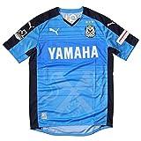 プーマ(PUMA) ジュビロ磐田 オーセンティック ホーム 半袖シャツ 2015 ブルー 920318 O