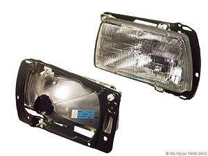 HELLA 004785111 Volkswagen Golf/Jetta MkII Driver Side Headlight Assembly