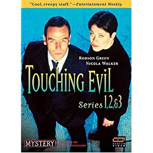 Touching Evil: Series 1-3 movie