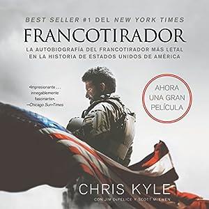 Francotirador [American Sniper] Hörbuch