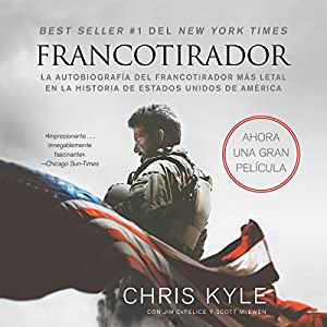 Francotirador [American Sniper] Audiobook
