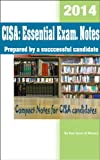 CISA: Essential Exam. Notes