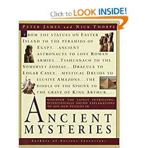 Ancient Mysteries Peter James