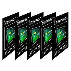 Screenward (pack of 5) Anti Fingerprint Anti Glare Matte Screen Protector Scratch Guard For MacBook Air 11.6 inch