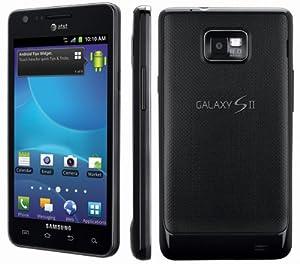 Samsung Galaxy S II i777 16GB GSM Android Smartphone Unlocked
