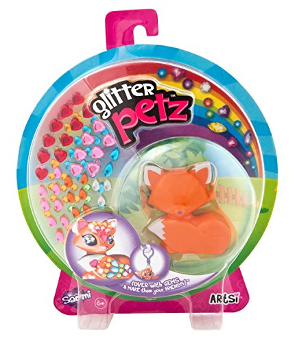 The Orb Factory Glitter Petz Sammi Fox