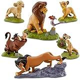 The Lion King Figure Play Set 6-Pc.