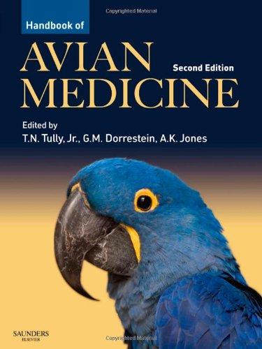 Handbook Of Avian Medicine, 2E