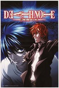 "Death Note Light Kira L Anime 21"" poster 094 C"