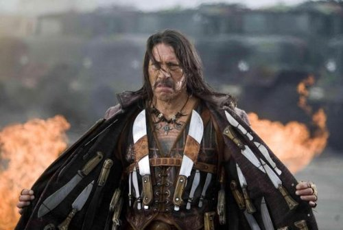 Customs Cooking Aprons Danny Trejo Aprons MACHETE MOVIE 29x23.6Inch (Cooking Machete compare prices)