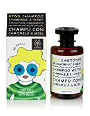 APIVITA Kids Shampoo with Chamomile & Honey 250ml