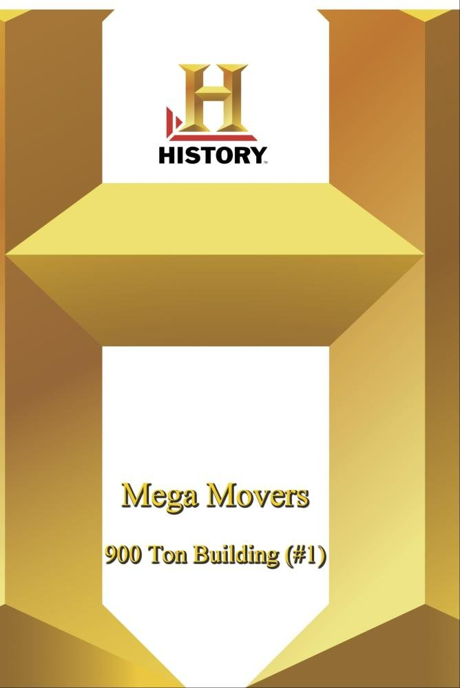 Amazon.com: History - Mega Movers : 900 Ton Building (#1): 44 Blue ...