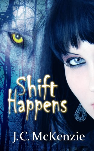 Book: Shift Happens (A Carus Novel Book 1) by J.C. McKenzie