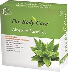 The Body Care Aloevera Facial Kit-200g