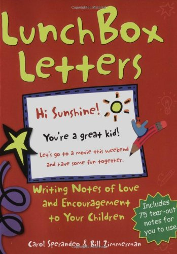 Writing an encouraging letter to my son