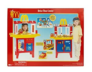 Mc Donalds Mcd Drive Thru Center (Closed Box)