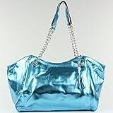 Antonio Women's Cross-Body Bag Blue BLUE