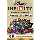【 限定 ゴールデンパッケージ 】 ディズニー インフィニティ パワーディスク ・ パック : 「 マイクの新車 」入り