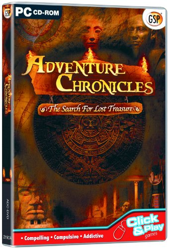 Adventure Chronicles - Search for the Lost Treasure (PC)