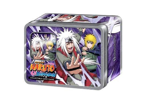 Naruto Shippuden Untouchable Collector Tin - Jiraiya
