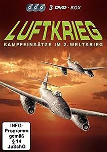 Luftkrieg-Kampdeinsätze im 2.Weltkrieg [3 DVDs]