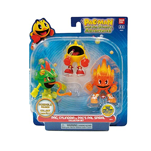 pacman-ghostly-figures-pacman-4-fire-pac-and-chameleon-pac-pack-of-3