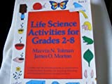 img - for Life Science Activities for Grades 2-8, Book I: Science Curriculum Activities Library book / textbook / text book