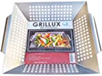 BBQ Vegetable Grill Basket - Use as W...