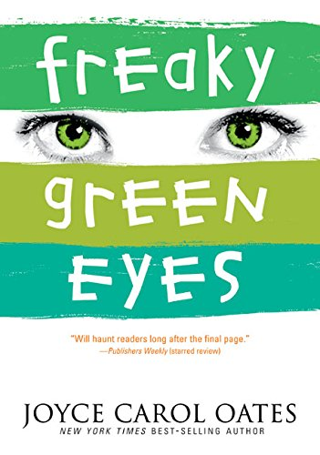 Image of Freaky Green Eyes