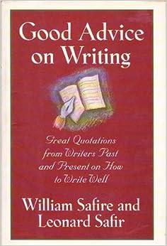william goldman writing advice