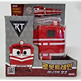 "[Robot Train] Korean Tv Animation Transformer Mini Robot Characters Toy For Kids Child ""Alf"""