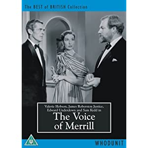 The Voice of Merrill [Import anglais]