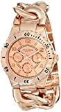 Akribos XXIV Rose Gold-Tone Ladies Watch AK642RG