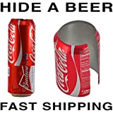 Hide a Beer Can Soda Covers, Camo, Wrap, Sleeve