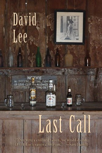 Last Call, by David Lee