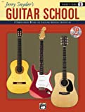 Jerry Snyder's Guitar School, Teacher's Guide, Bk 1 (Book & CD)