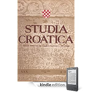 Studia Croatica - nmero 115 - 1989 (Spanish Edition)