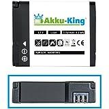 Akku-King Akku (20108611) Li-Ion 1150mAh für GoPro HD Hero