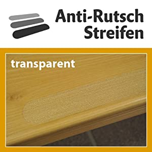 anti rutsch streifen f r treppen transparent. Black Bedroom Furniture Sets. Home Design Ideas