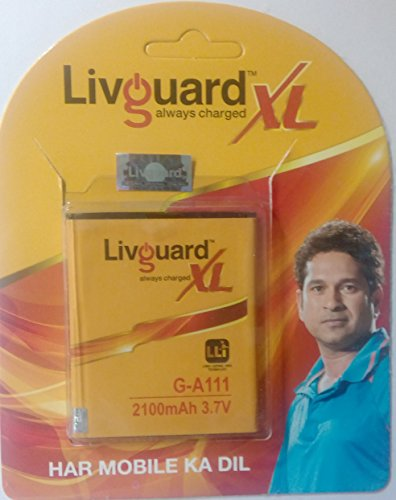 Livguard 2100mAh Battery (For Micromax A111)