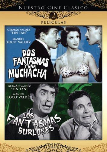 Nuestro Cine Clasico: Dos Fantasmas y una Muchacha/Los Fantasmas Burlones