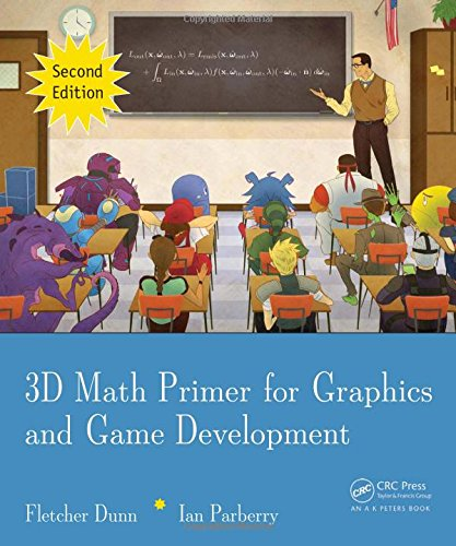 Download 3D Math Primer for Graphics and Game Development, 2nd Edition