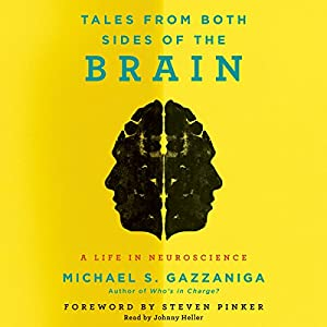 Tales from Both Sides of the Brain Audiobook