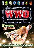 echange, troc World Wrestling Organization: 8 Eventos 1 [Import USA Zone 1]