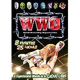 World Wrestling Organization, Vol. 1 ~ Tito Santana