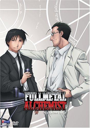 Fullmetal Alchemist - Vol. 6 [DVD] [2005]
