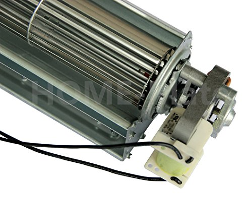 new hongso replacement fireplace fan blower for heat surge electric fireplace ebay. Black Bedroom Furniture Sets. Home Design Ideas