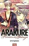 Arakure, Tome 6 : Princesse Yakuza